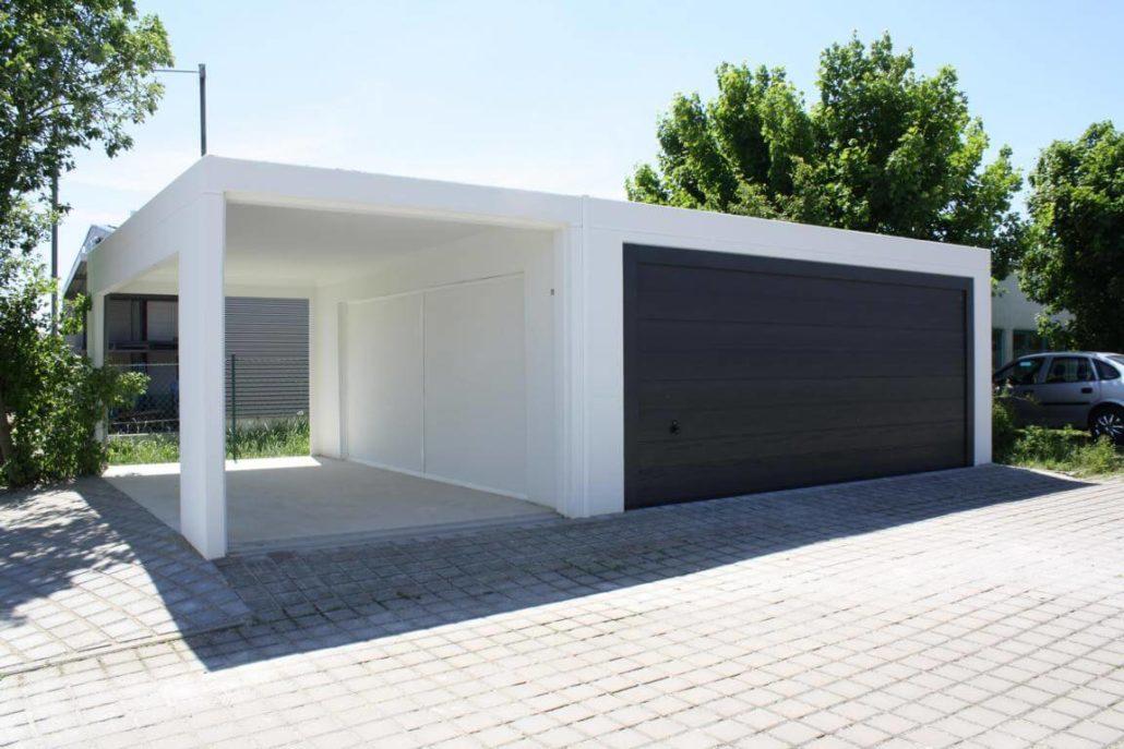 Bevorzugt Betonfertiggaragen nach Maß » Allianz Systembau GmbH OO52